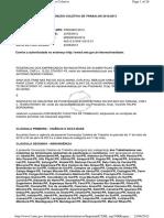 Cct Panificadoras - 2012-2013