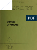 law reform commissions report sexual offences