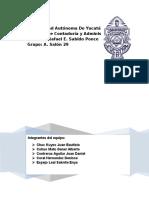 Góticos-Análisis y Medición de Mercados.