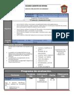 Plan y Prog de Evaluac 2o 4BLOQUE 15 16