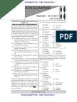 SSC Stenographer Grade C D Exam Paper Held on-16!10!2011-English-Language