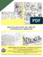 Revitalizacion de Areas Centrales Urbanas[1]