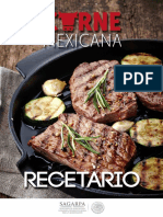 Recetario-carnes mexicanas