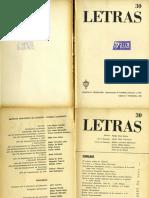 Letras N 30
