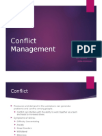 conflict management- leadership presentation