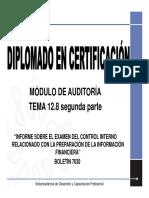 Auditoria Tema 12.8