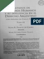 Tratado de Los DDHH T-3 -Intimidad - Dignidad -1