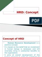 HRD - INTRO