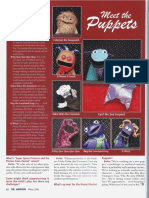 Wump Mucket Puppets feature Andovers Magazine Page 3 of 3