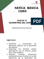 Geometria Del Espacio Cantasia