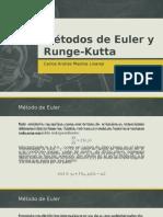 Métodos de Euler y Runge-Kutta