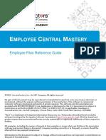 A EmployeeFilesReferenceGuide