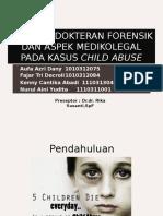 Peran Kedokteran Forensik Pada Kasus Child Abuse