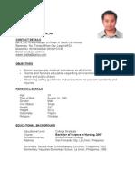 Edwin Balita Job Resume