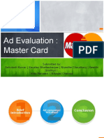 Master Card ppt