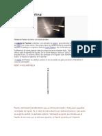 Pipeta de Pasteur