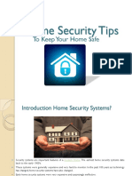 Home Security Tips pdf