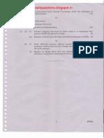 CS6303  COMPUTER ARCHITECTURE NOV/DEC 2014 AU QUESTION PAPER