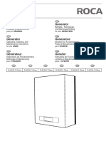 Manual Caldera Roca 20 20f
