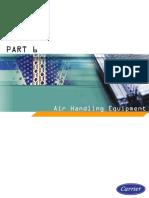 HVAC Handbook Part 6 Air Handling Equipment