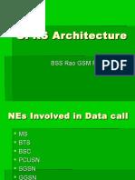 GPRS Architecture BSSR