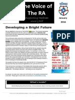 RA News (January 2016).