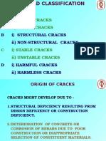 Presentation on Cracks