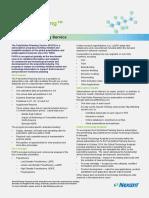 PolyOlefins Planning Services