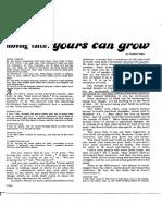 Kenneth E Hagin - Leaflet - Mountain Moving Faith, Yours Can Grow