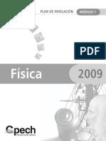 NIVELACION FISICA - 2009