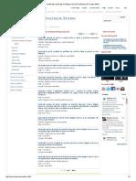 Conferinţe, Declaraţii, Briefinguri de Presă