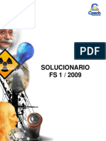 Solucionario Guia Cursos Anuales - 2009