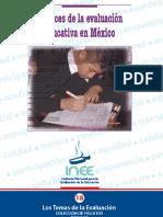 Avances de la evaluación educativa en México.pdf