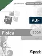 Solucionario Plan de Ejercicitacion y Reforzamiento - 2009