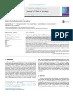 Musso et al 2015 Detection of Zika Virus in Saliva