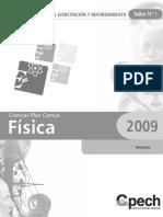 Plan de Ejercitacion y Reforzamiento - 2009