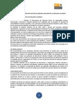 Orientaciones Detección Inicial Alumnos Sobresalientes en Educ Secundaria