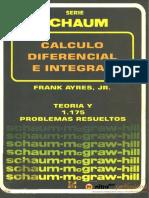 Calculo Diferencial e Integral Schaum