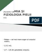 CURS Anatomia Si Fiziologia Pielii
