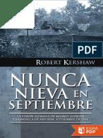 Nunca Nieva en Septiembre - Robert Kershaw