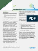 SR Bio-Aromatics Reforming the Future