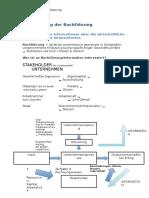 Betriebliches Rechnungswesen Zusammenfassung