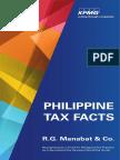 Philippine Tax Facts 2