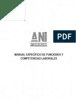 Vigente Manual Especifico de Funciones y Competencias Laborales