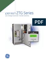 Zenith ZTG Series