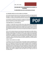 El D.S. 001-2015-EM Herramienta Del Neocolonialismo y La Oligarquía Limeña [2PGS]