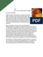 Historia Del Panettone