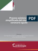 Proceso Asistencial Simplificado Del Sindrome Coronario Agudo