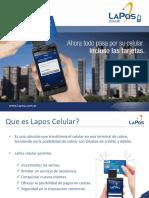 Presentación General Lapos Celular 2014
