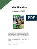 Romana 267. - Helen Bianchin - A Kirakat Mögött